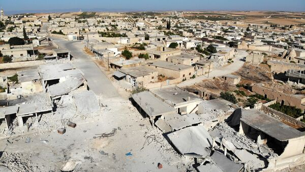 Syria's Idlib province - Sputnik International