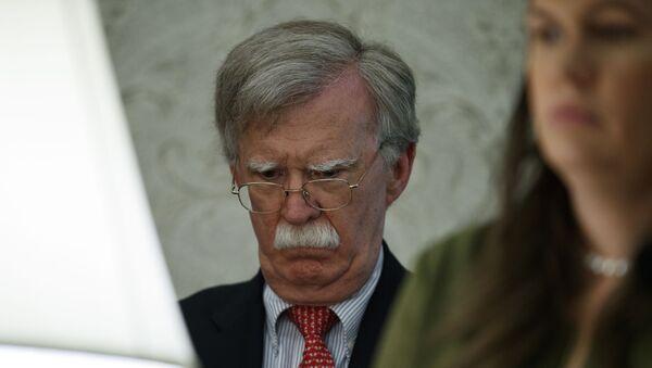 National security adviser John Bolton - Sputnik International