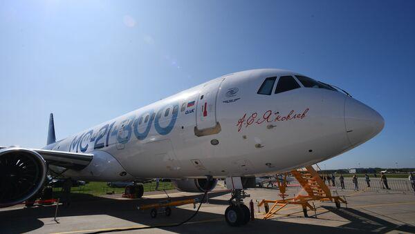 Russian MC-21 Passenger Plane - Sputnik International