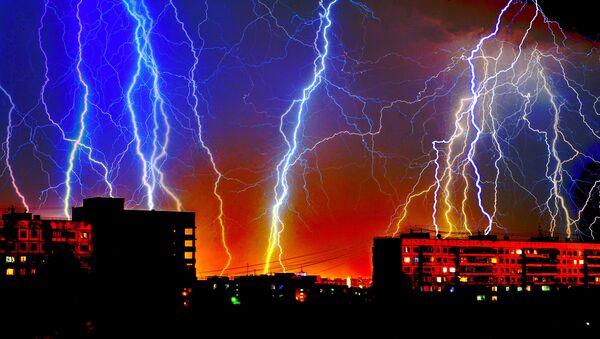 Lightning  - Sputnik International