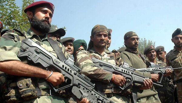 Indian Army Elite 9 Para Commandos - Sputnik International
