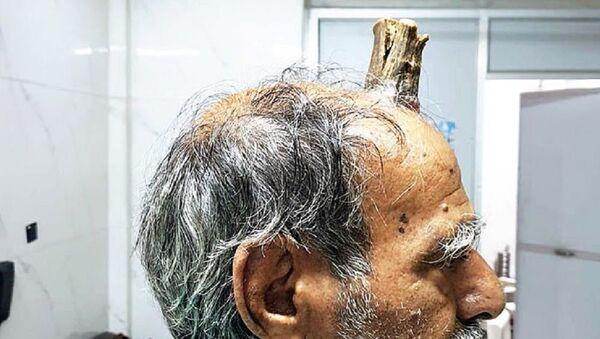 Shyam Lal Yadav Horn  - Sputnik International