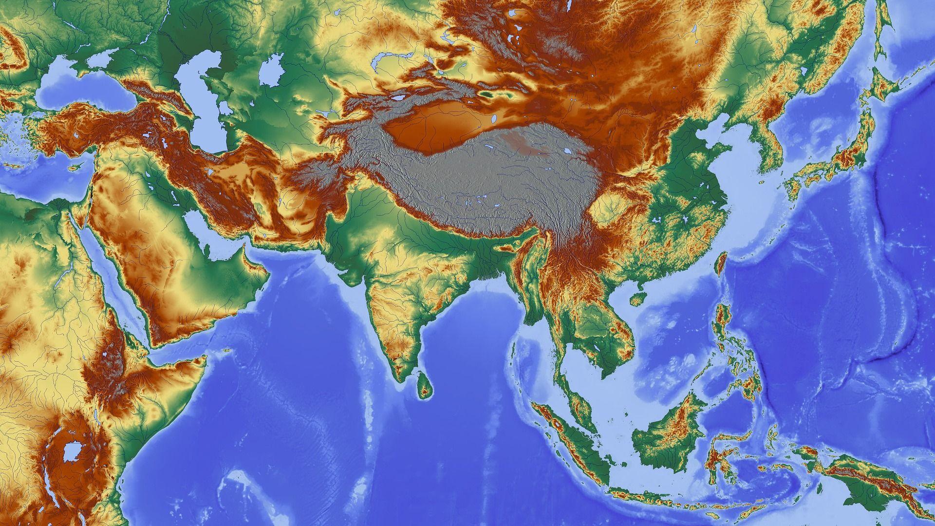 Map of India - Sputnik International, 1920, 26.09.2021