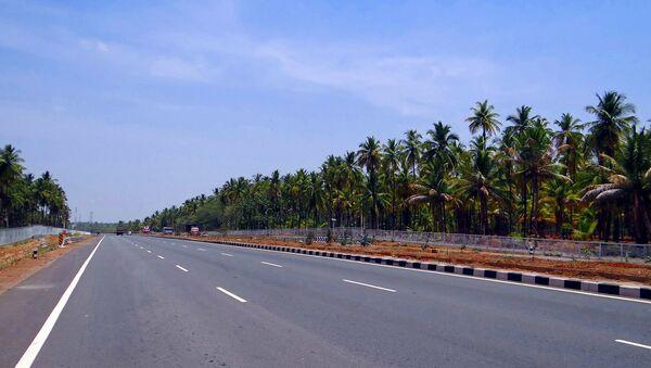 Road in India - Sputnik International