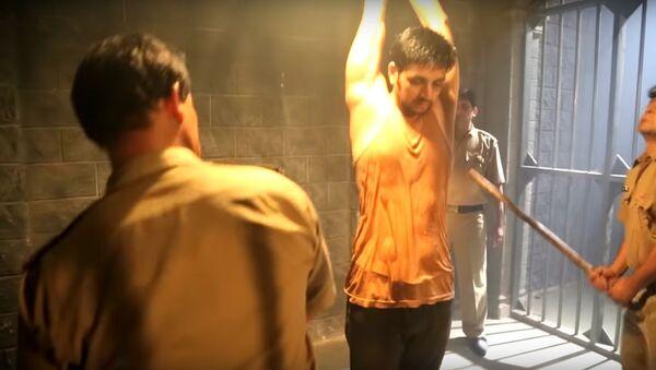 Ranveer Gets Beaten Up Brutally In The Lock Up - Sputnik International