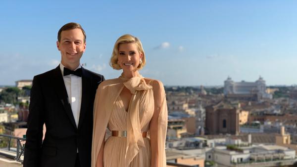 Jared Kushner and Ivanka Trump - Sputnik International