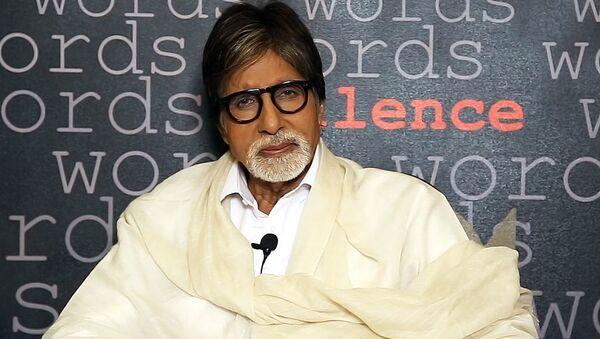 Amitabh Bachchan - Sputnik International