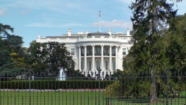 White House Washington US  - Sputnik International