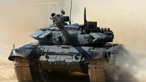 T-72B3 tank  - Sputnik International