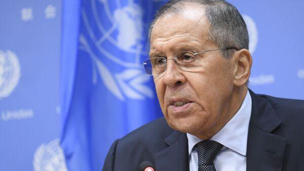 UN Russia - Sputnik International