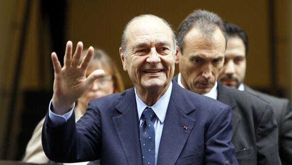 Jacques Chirac - Sputnik International