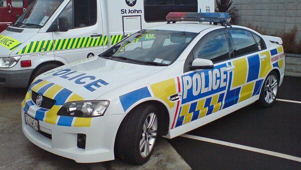 New Zealand Police - Sputnik International