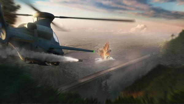 Bell's design for the US Army's Future Attack Reconnaissance Aircraft (FARA) program, the 360 Invictus - Sputnik International