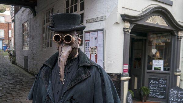 Plague doctor - Sputnik International
