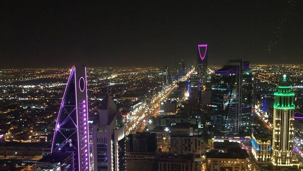 Al Faysaliyya Tower in Saudi Arabia's Capital Riyadh - Sputnik International