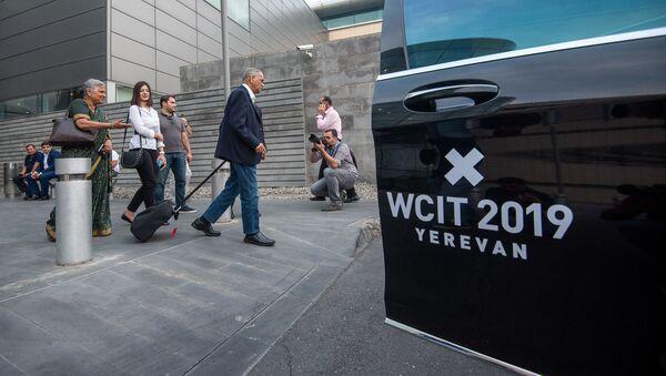 WCIT 2019 - Sputnik International