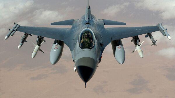 F-16 Fighting Falcon - Sputnik International