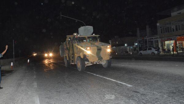 Turkish troops - Sputnik International