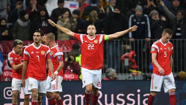 Russia Soccer Euro 2020 Qualifier Russia - Scotland - Sputnik International
