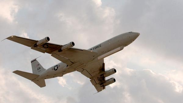 US Orders Surveillance Aircraft to Conduct 'Mission' Over Korean Peninsula - Report - Sputnik International