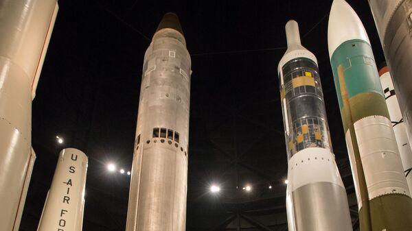 Titan II was the longest-serving ICBM (Intercontinental Ballistic Missile) in the US Air Force strategic arsenal - Sputnik International
