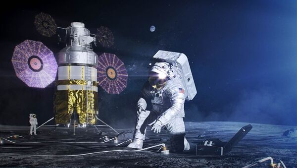 NASA's Exploration Extravehicular Mobility Unit (xEMU) - Sputnik International