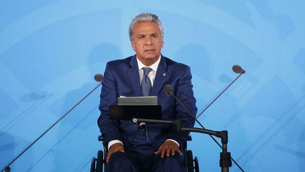 Ecuador's President Lenin Moreno - Sputnik International
