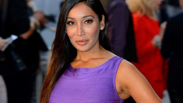 Sofia Hayat arrives for the Downton Abbey Charity Screening at a central London cinema, London, Wednesday, Sept. 17, 2014 - Sputnik International