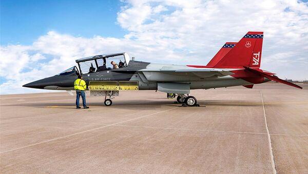 T-7A Red Hawk - Sputnik International