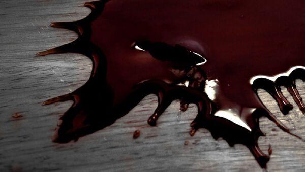 Blood - Sputnik International