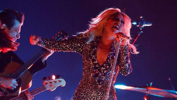 61st Grammy Awards - Show - Los Angeles, California, U.S., February 10, 2019 - Lady Gaga performs - Sputnik International