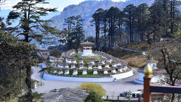 Dochula Pass in Bhutan - Sputnik International