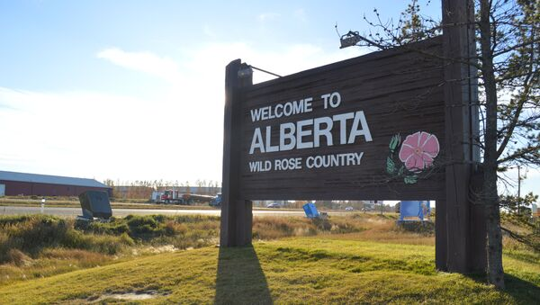 Welcome to Alberta - Sputnik International