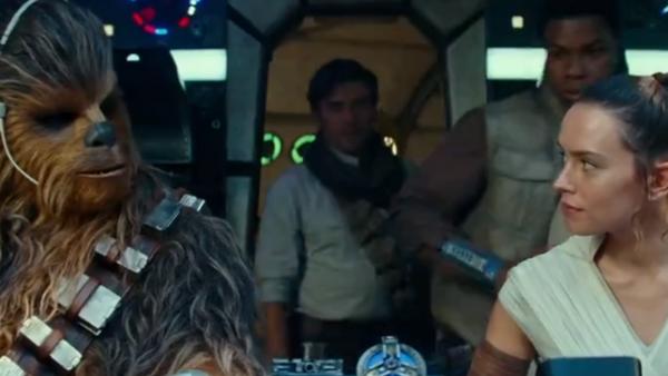 'Most Anticipated' Final 'Star Wars' Trailer Hits Screens - Sputnik International