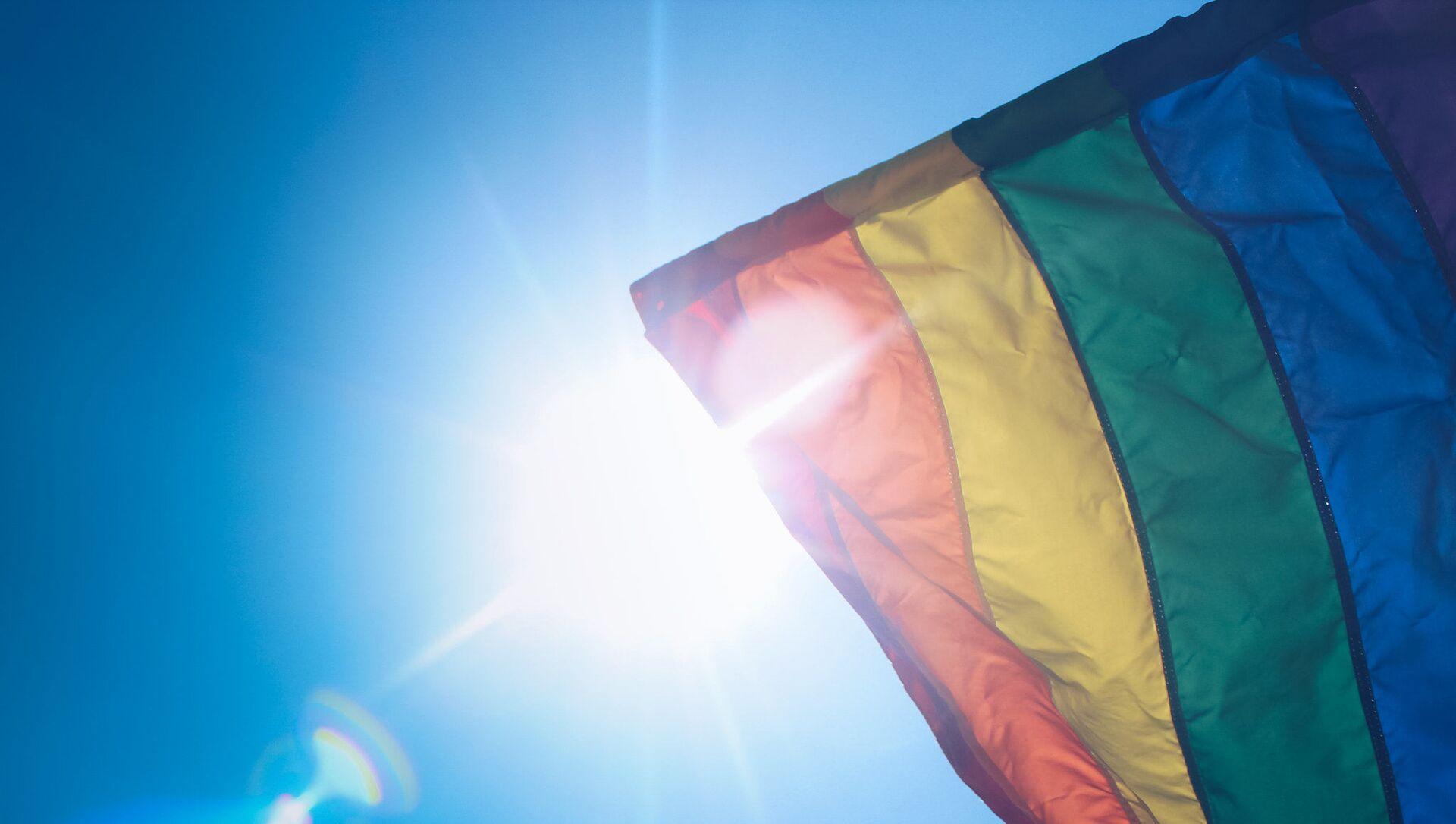 LGBT Flag - Sputnik International, 1920, 28.07.2021
