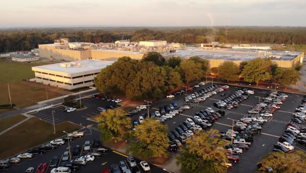 An Inside Look: Westinghouse Columbia Fuel Fabrication Facility - Sputnik International