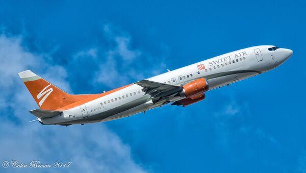 Swift Air Boeing 737-45D - Sputnik International
