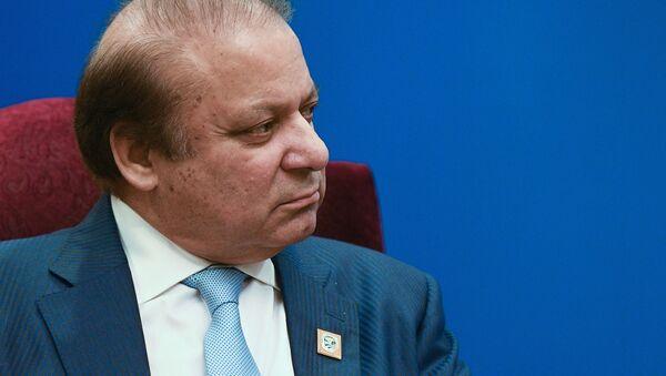Prime Minister of Pakistan Nawaz Sharif  - Sputnik International