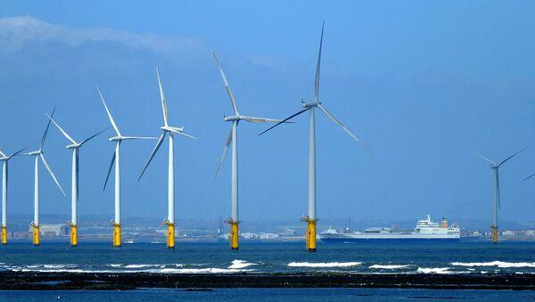 Offshore Wind Farm - Sputnik International