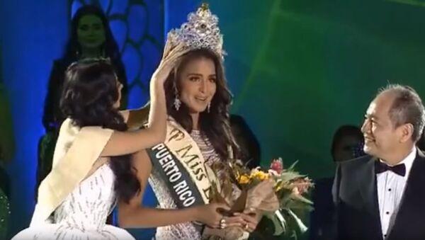 Nellys Pimentel of Puerto Rico awarded Miss Earth 2019 - Sputnik International
