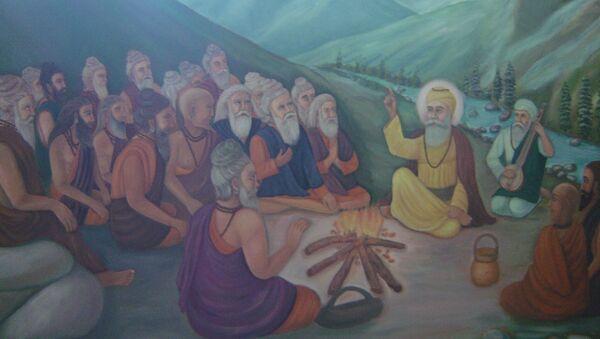 Guru Nanak Dev Ji - Sputnik International