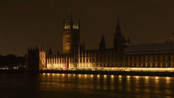 British Parliament Building - Sputnik International
