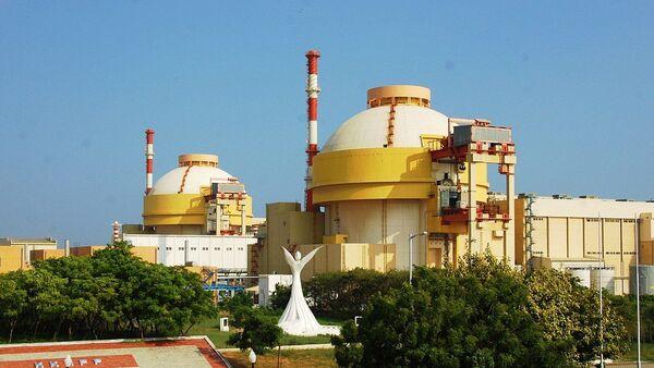 Kudankulam Nuclear Power Plant - Sputnik International