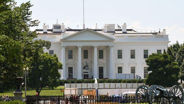The US White House - Sputnik International