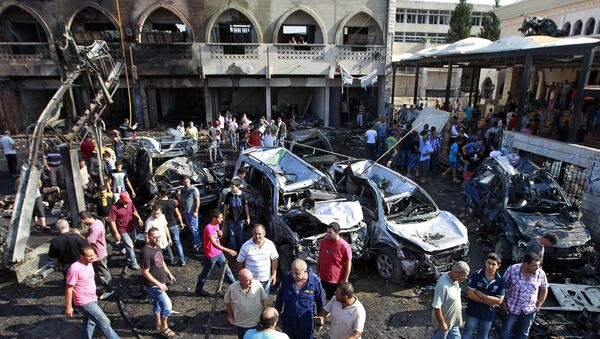 Implications of car bombing near the al-Taqwa mosque - Sputnik International