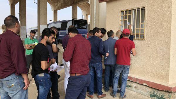Over 900 Syrians Return Home From Jordan - Sputnik International