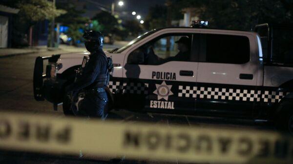 Mexican national police (File) - Sputnik International