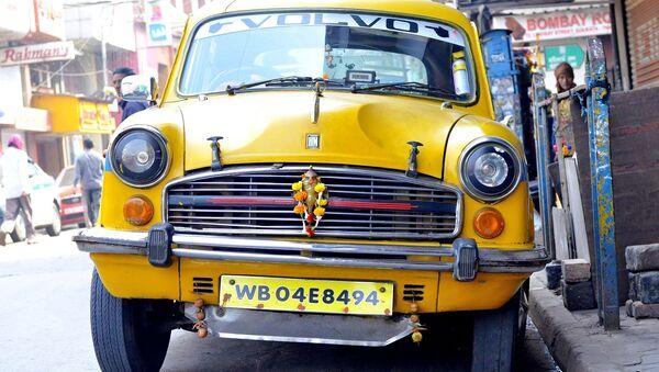 India taxi - Sputnik International