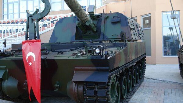 T-155 Fırtına - Sputnik International