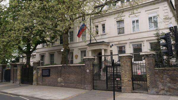 Russian Embassy in London - Sputnik International